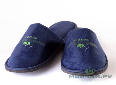 "Slippers ""Moychayru"" the size 44 -45"