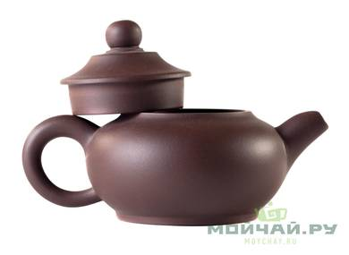 Teapot # 25454 yixing clay 145 ml