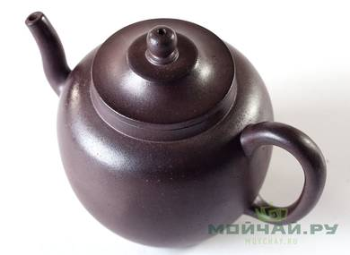 Teapot # 25487 wood firing  firing 300 ml