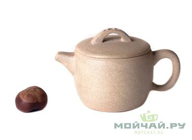 Teapot # 25423 yixing clay 175 ml