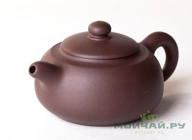 Teapot # 25421 yixing clay 265 ml