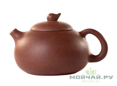Teapot # 25741 yixing clay 240 ml