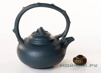 Teapot # 25707 yixing clay 450 ml