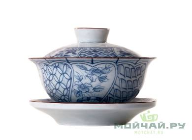 Gaiwan # 25832 porcelain 125 ml