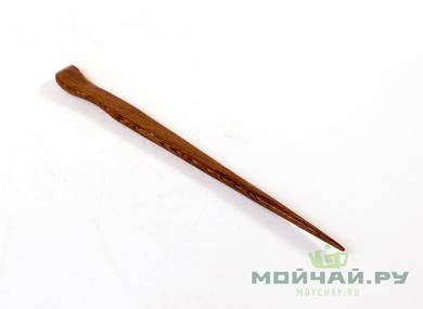 Set of accessories for a tea ceremony # 25906 wood