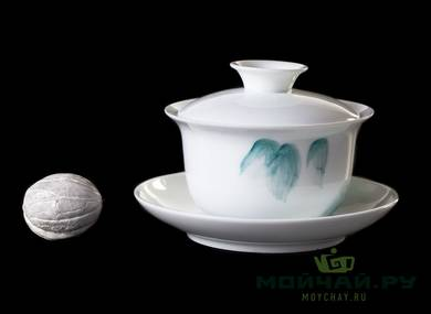 Gaiwan # 26089 hand paintingporcelain 118 ml