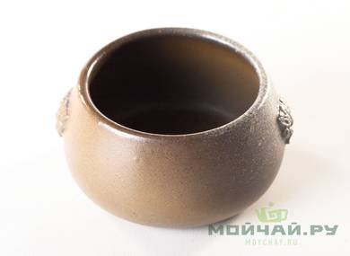 Cup # 26150 yixing clay wood firing 114 ml