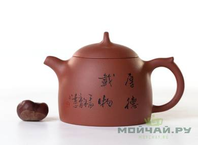 Teapot # 26457 yixing clay 325 ml