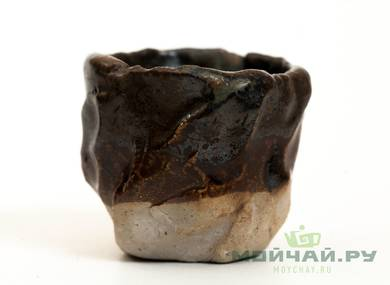 Cup   # 27062 wood firingceramic 70 ml
