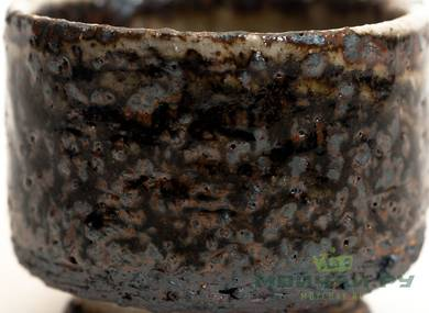 Cup # 27013 wood firingceramic 85 ml