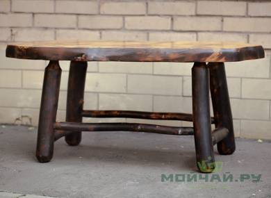 Tea table Cedar # 27663 wood