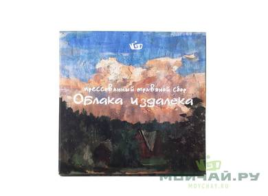 "Herbal tea Cake ""Clouds from afar"" 50 g"