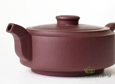 Teapot # 28385 yixing clay 205 ml