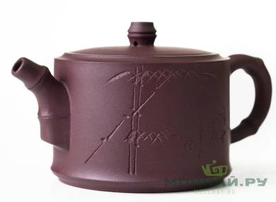 Teapot # 28381 yixing clay 240 ml