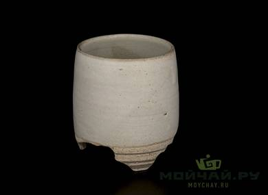 Cup # 28979 ceramic wood firing 64 ml