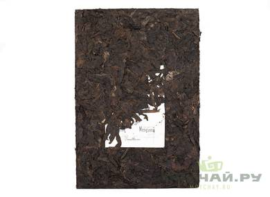 Crane's Tea Ripe Puer from Mengsong Moychaycom material 2017 manufacturing 2020 500 g