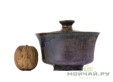 Gaiwan # 29493 wood firingceramic 146 ml
