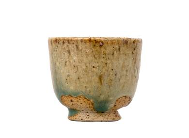 Cup # 30407 wood firingceramic 45 ml