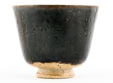 Cup # 30443 wood firingceramic 88 ml