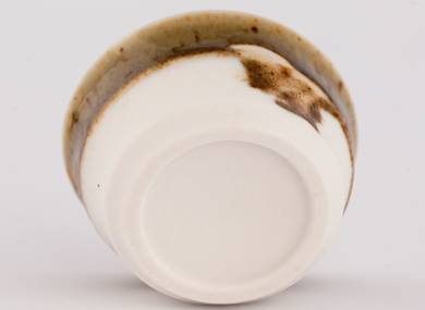Cup # 30520 wood firingceramic 56 ml