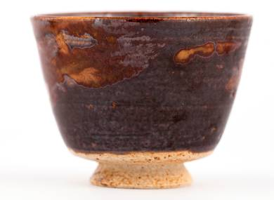 Cup # 30588 wood firingceramic 75 ml