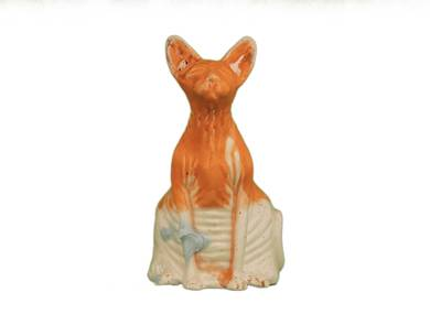 Teapet # 32097  wood firingporcelain