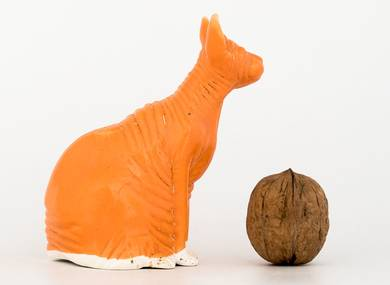 Teapet # 32101  wood firingporcelain