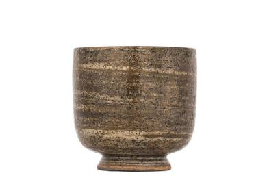 Cup # 32716 wood firingceramic 160 ml